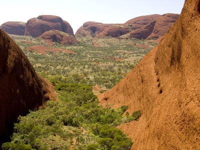Valley of the Winds, the Olgas, Uluru-Kata Tjuta National Park, Northern Territory, Australia