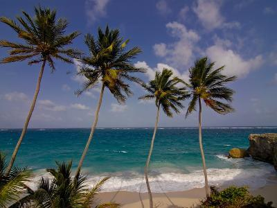 Bottom Bay Beach, Barbados, West Indies, Caribbean, Central America