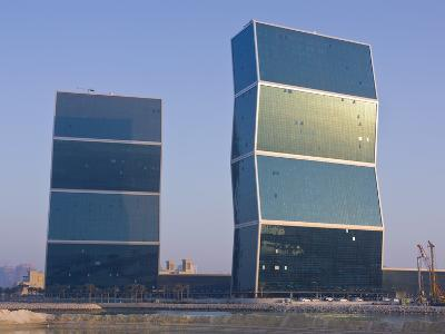 Modern Architecture, Doha, Qatar, Middle East