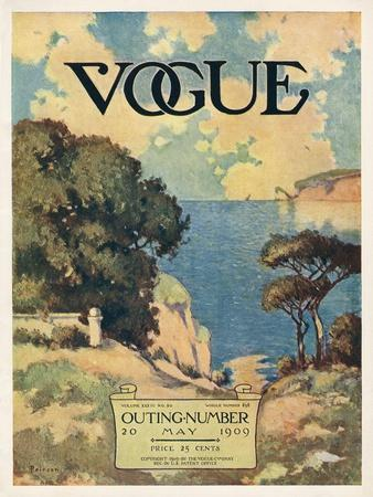 Vogue Cover - May 1909
