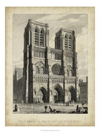 West Front-Notre Dame