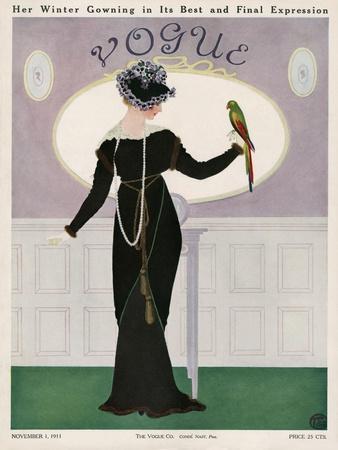 Vogue Cover - November 1911