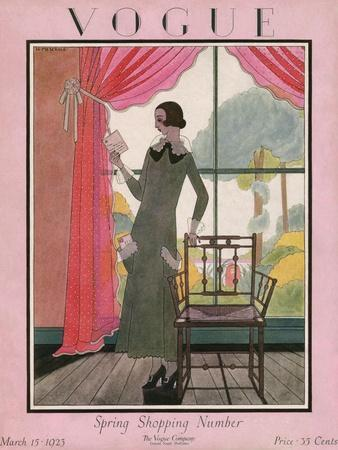 Vogue Cover - March 1923