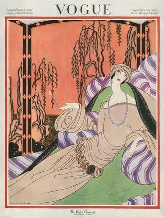 Vogue Cover - September 1922