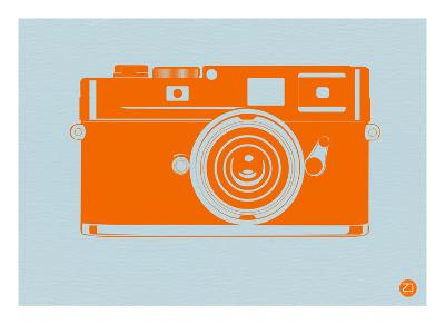 Orange Camera