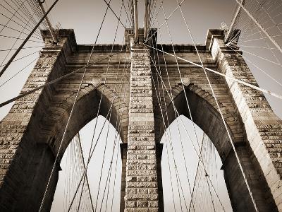 The Brooklyn Bridge, a National Landmark