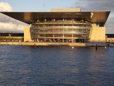 Opera House, Copenhagen, Denmark, Scandinavia, Europe