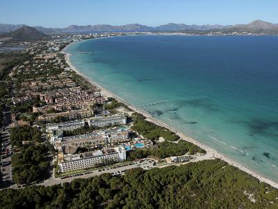 Platja D'Alcudia, Mallorca, Balearic Islands, Spain, Mediterranean, Europe