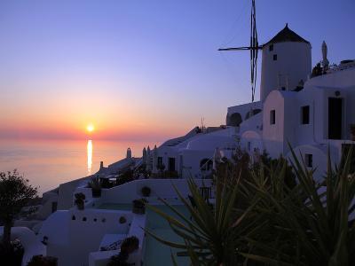 Oia, Santorini, Cyclades Islands, Greek Islands, Greece, Europe