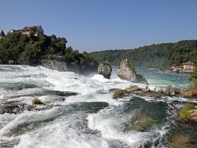Rhine Falls, Schaffhausen, Switzerland, Europe