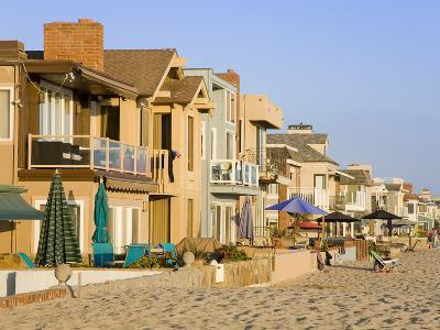Oceanfront Homes in Newport Beach, Orange County, California, United States of America, North Ameri