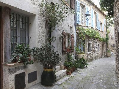 St. Paul De Vence, Medieval Village, Alpes Maritimes, Cote D'Azur, Provence, France, Europe