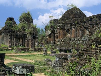 Cham Ruins, My Son, UNESCO World Heritage Site, Near Hoi An, South Central Coast, Vietnam, Indochin