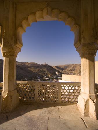Amber Fort, Jaipur, Rajasthan, India, Asia