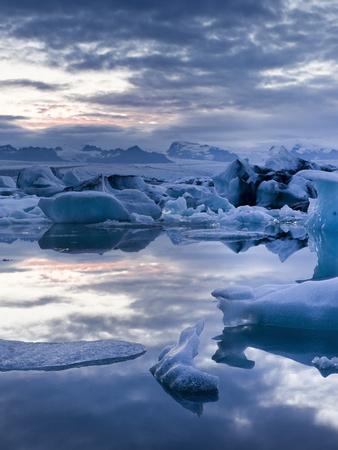 Jokulsarlon, South Iceland, Iceland, Polar Regions