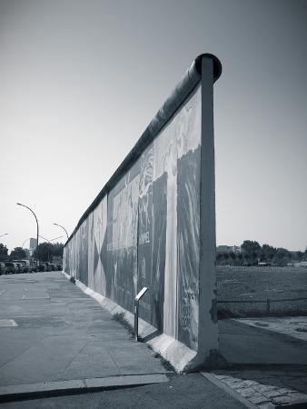 Eastside Gallery (Berlin Wall), Muhlenstrasse, Berlin, Germany