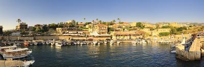Lebanon, Byblos, Harbour