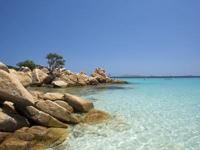 Capriccioli Beach, Costa Smeralda, Sardinia, Italy