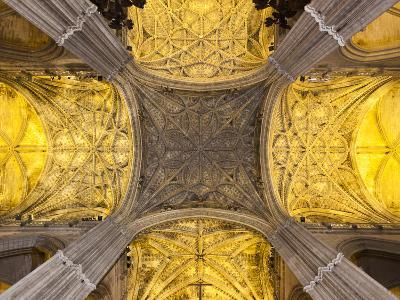 Spain, Andalucia Region, Seville Province, Seville, the Cathedral