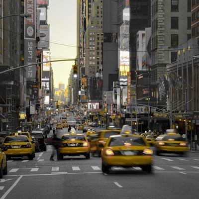 USA, New York, Manhattan, Midtown, 7th Avenue