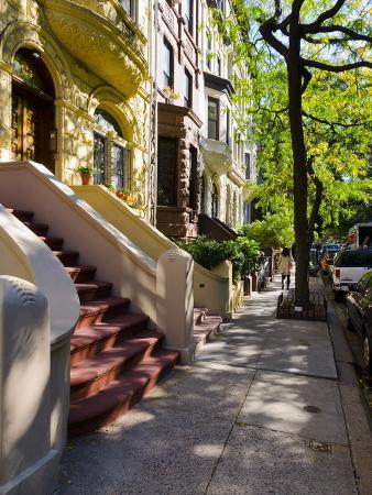USA, New York, Manhattan, Upper West Side