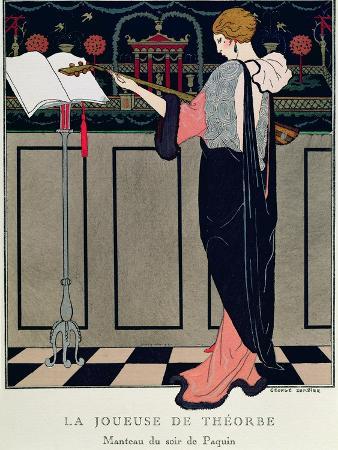 Summer Evening Wear from Art Gout Beaute, 1922