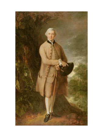 William Johnstone-Pulteney, Later 5th Baronet, c.1772