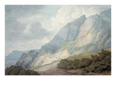 Between Lyme Regis and Charmouth