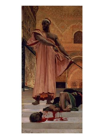 Execution Without Trial under the Moorish Kings in Granada, 1870