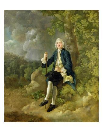 Mr Clayton Jones, c.1744-45