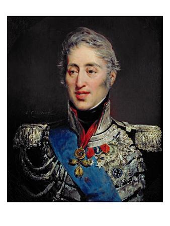 Portrait of Charles X (1757-1836) c.1824-30