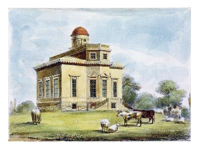 Observatory, Richmond Gardens, Plate 14