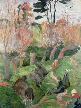 Breton Landscape, 1889