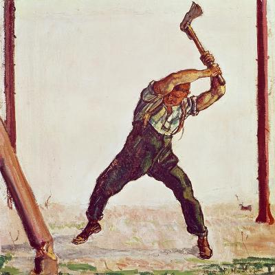 The Woodman, 1910