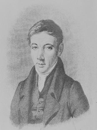 Robert Owen, 1823 (Engraving)