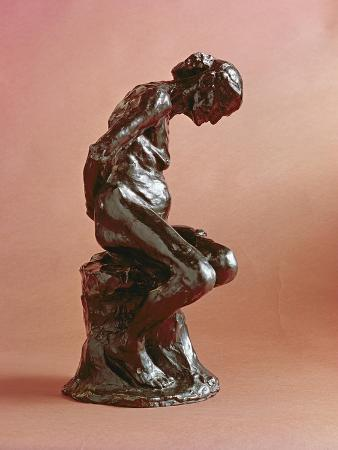 The Old Courtesan, 1885 (Bronze)