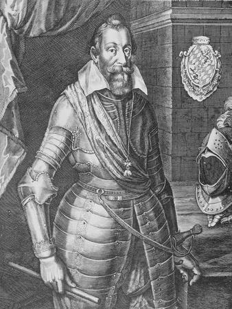 Maximilian I, Elector of Bavaria (Engraving)