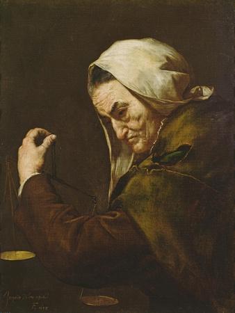 The Old Usurer, 1638