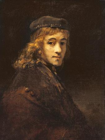 Titus, the Artist's Son, c.1662