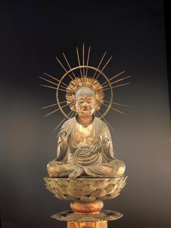 Jizo Bosatsu (Ksitigarbha), Kamakura Period (1185-1333), Second Half of the 13th Century
