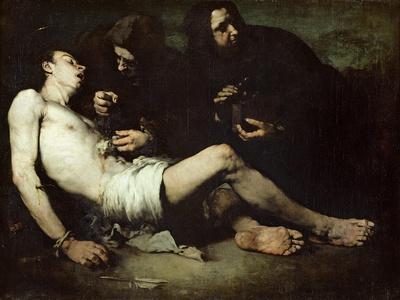 St Sebastian, Martyred