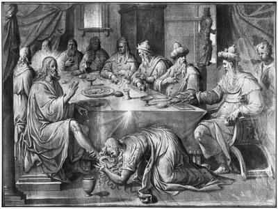 Life of Christ, the Meal at the House of Simon the Pharisee