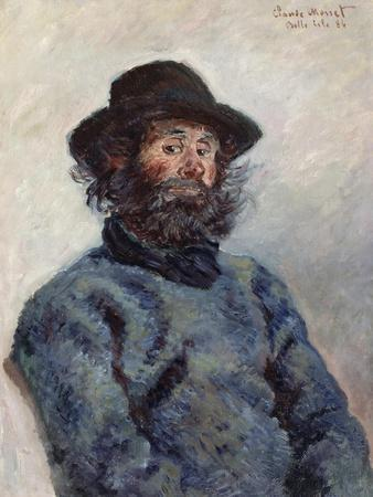 Poly, Fisherman at Belle-Ile, 1886