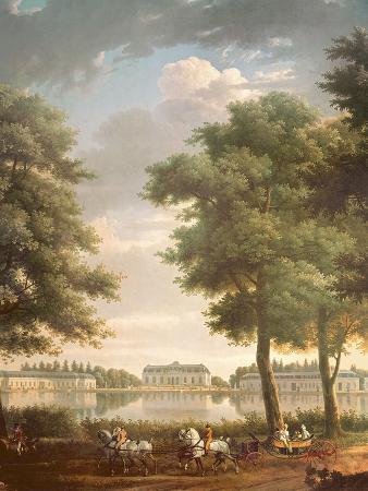 Schloss Benrath, 1806