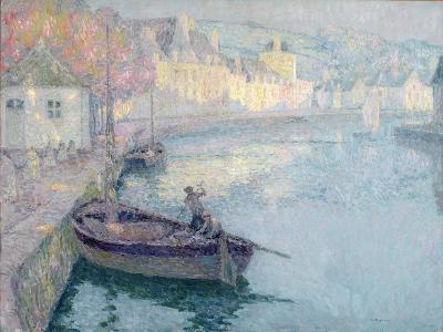 Clear Morning, Quimperle, 1923