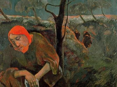 The Agony in the Garden, 1889