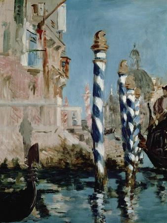 Grand Canal, Venice, 1875