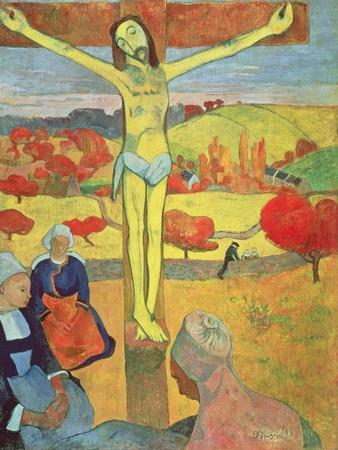 Yellow Christ, 1889