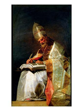 St. Gregory the Great, 1795-99
