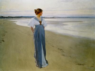 The Seashore, 1900